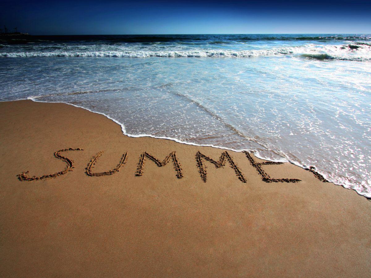 Открытка день, картинки лета с надписями лучшее лето